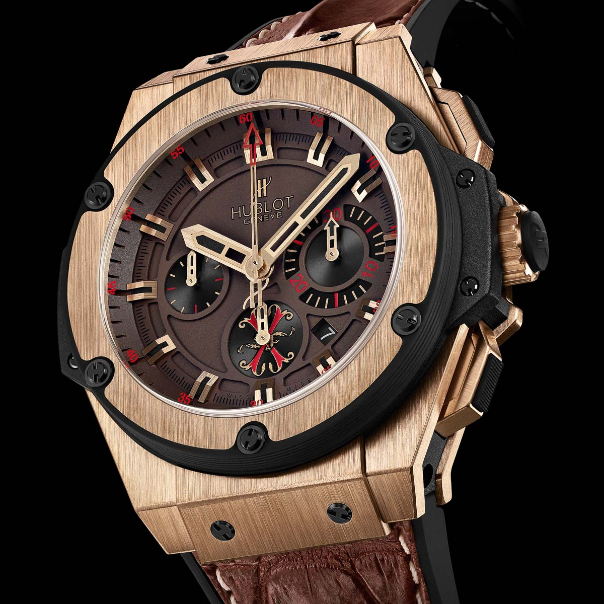 The Watch Quote: Photo - Hublot King Power Arturo Fuente