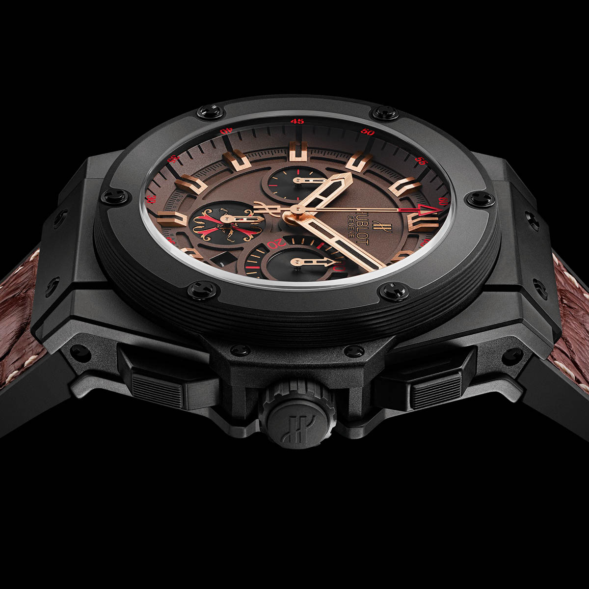 La Cote des Montres : Photo - Hublot King Power « Arturo Fuente »