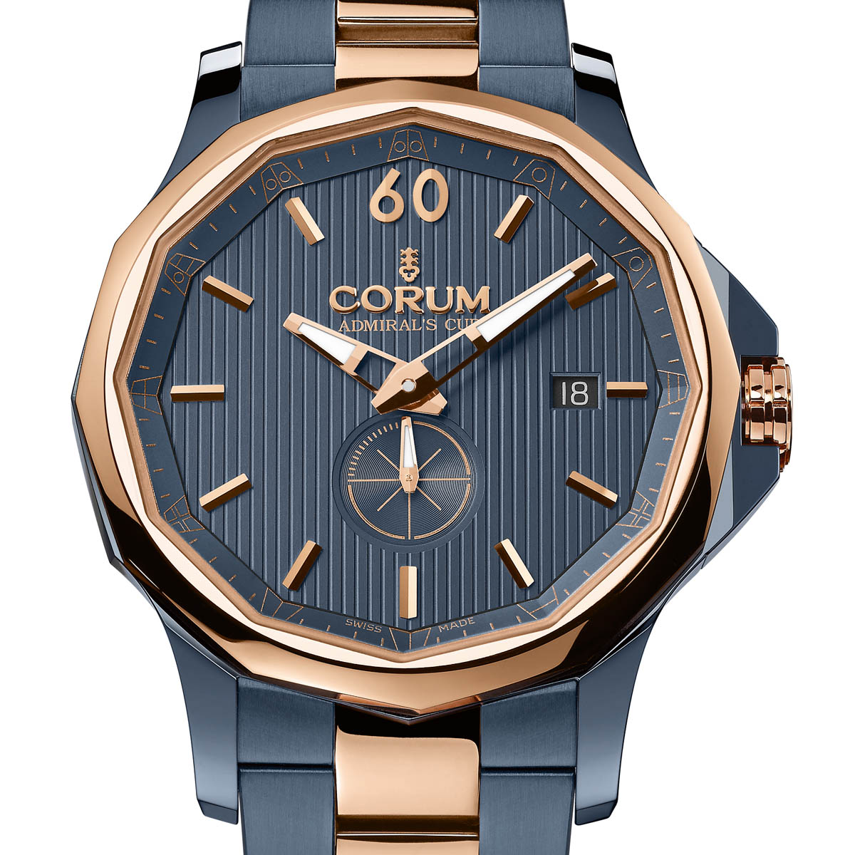 The Watch Quote: Photo - Corum Admiral's Cup Legend 42