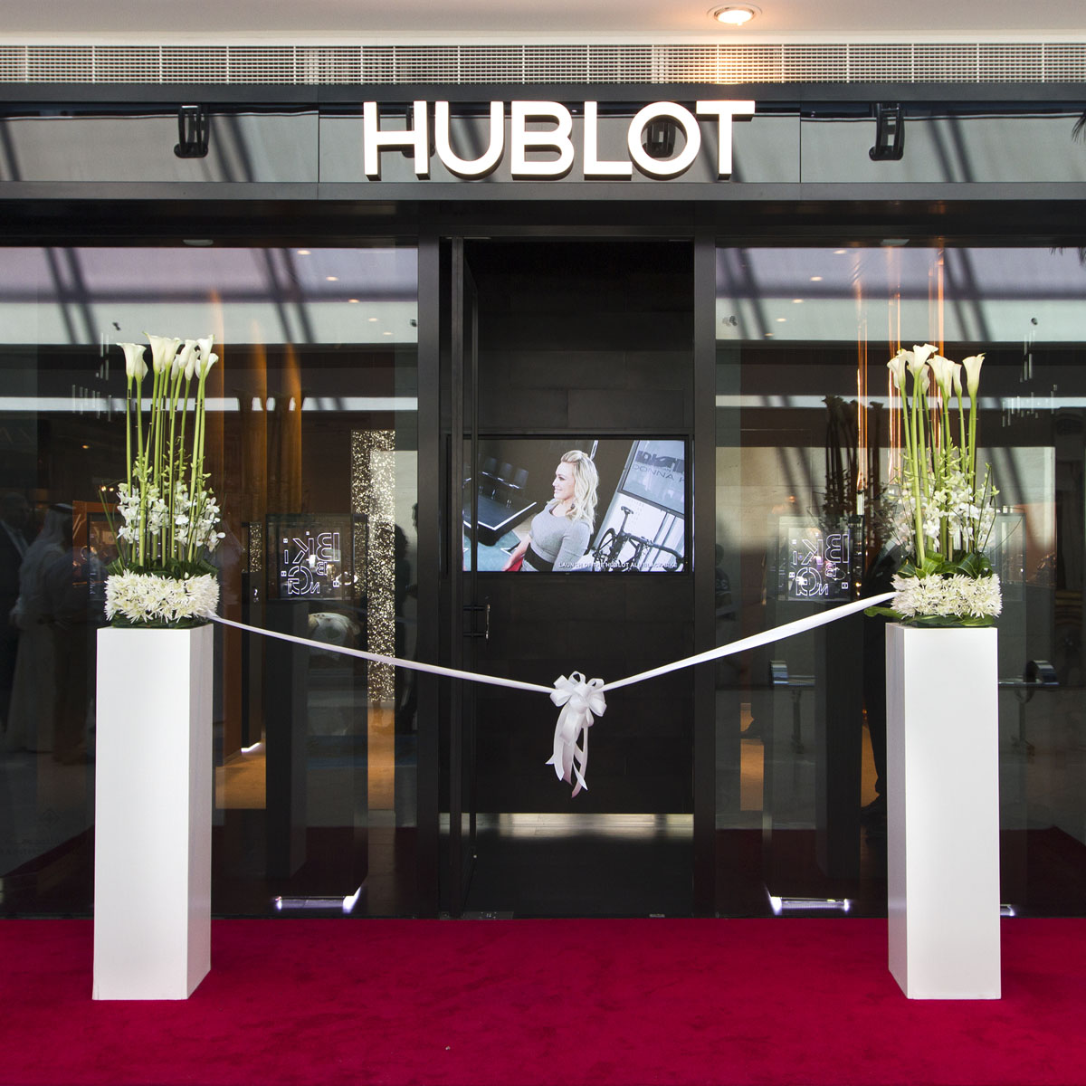 The Watch Quote: Photo - Hublot opens a second boutique in Abu Dhabi