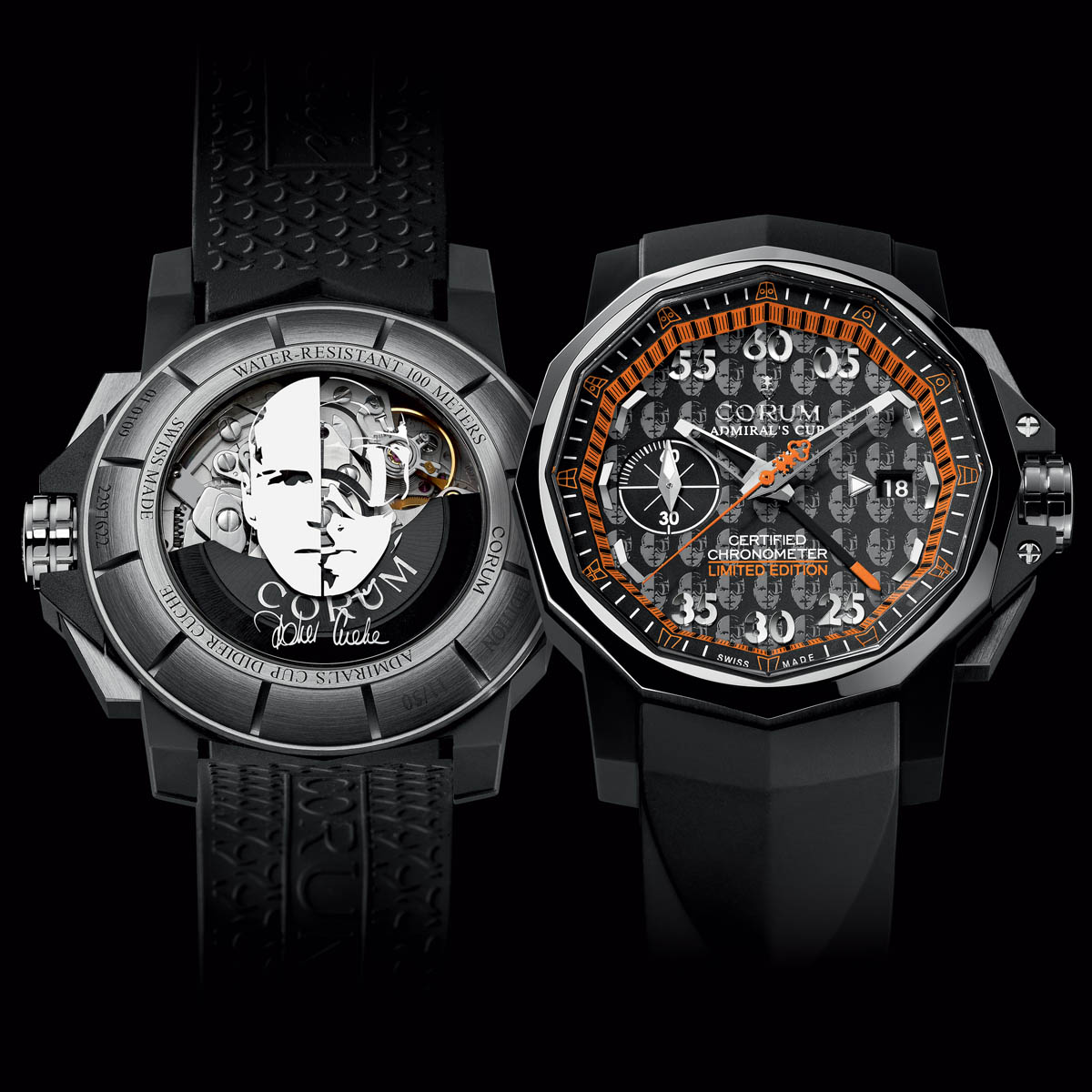 The Watch Quote: Photo - Corum