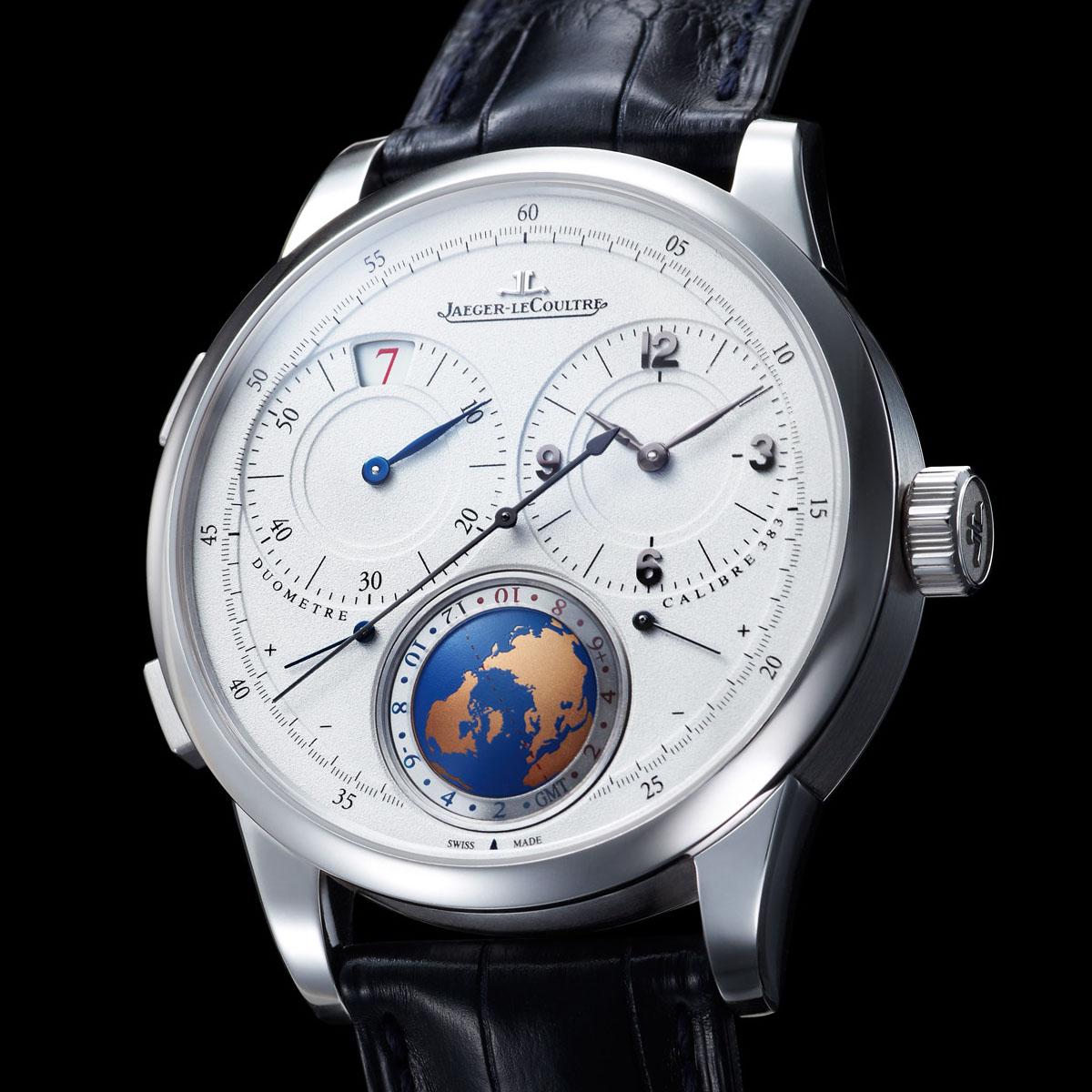 The Watch Quote: Photo - Jaeger-LeCoultre Duomètre Unique Travel Time