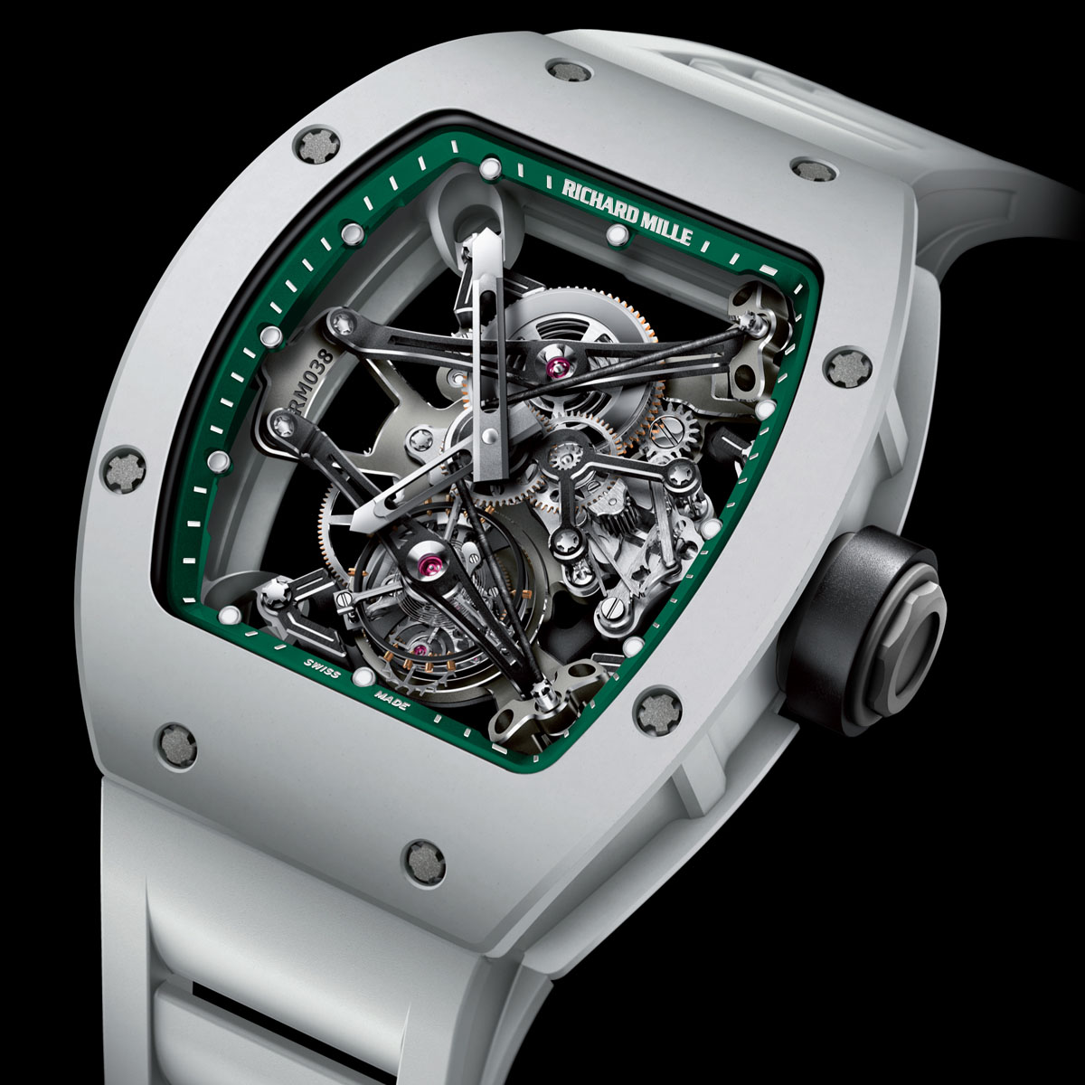"""The Watch Quote: Photo - Richard Mille RM 038 Bubba Watson """"Victory Watch�"""