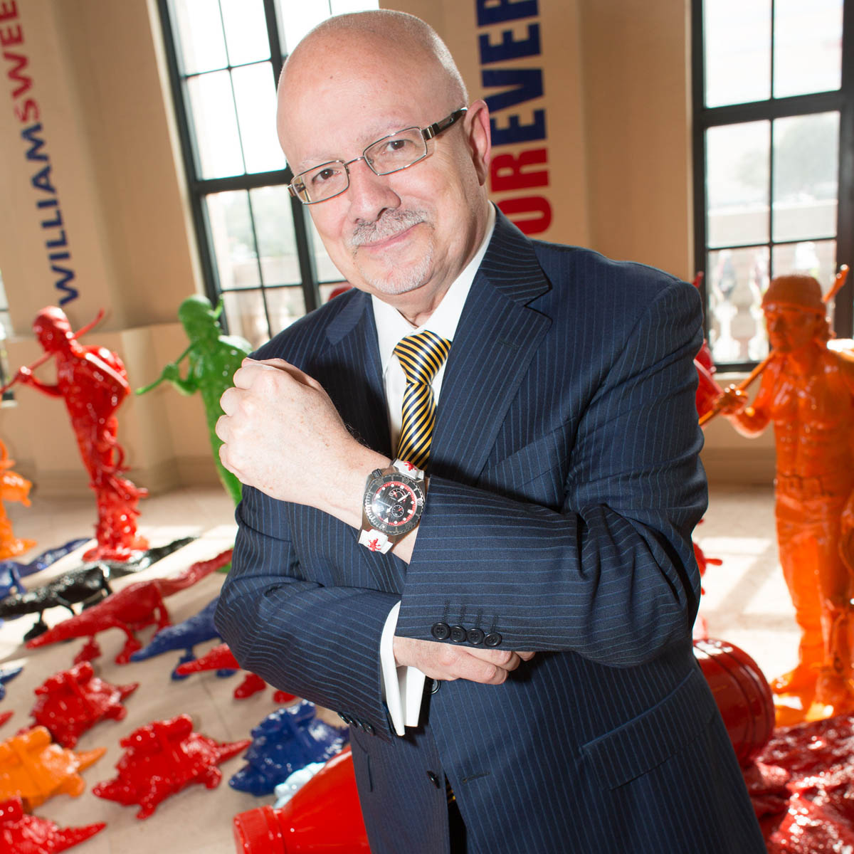 The Watch Quote: Photo - Girard-Perregaux Hawk FOReverglades for Miami Art Week