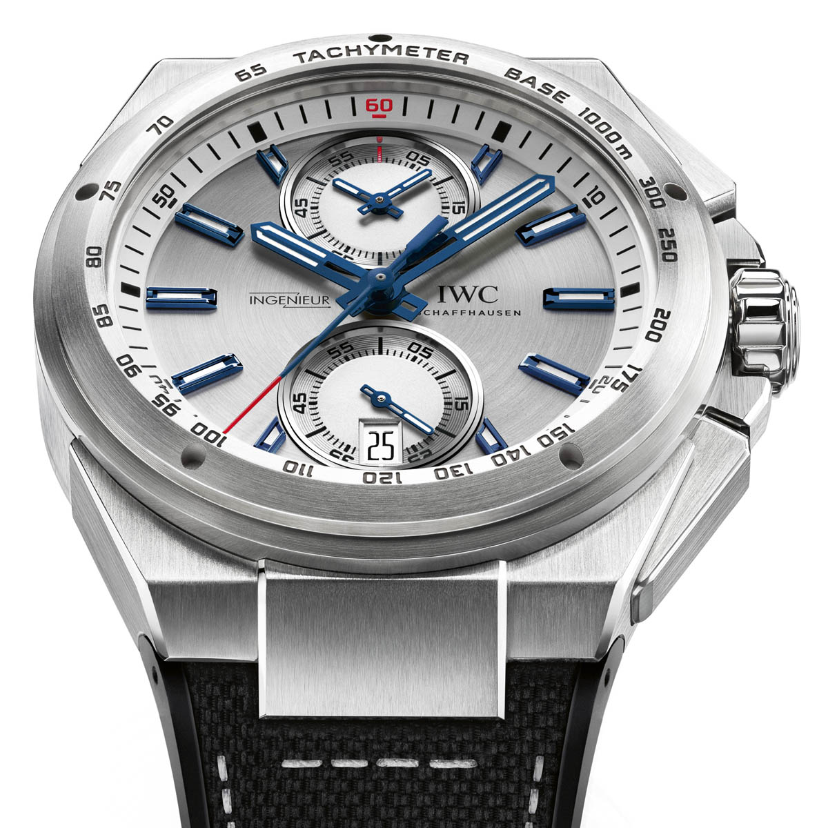 The Watch Quote: Photo - IWC Ingenieur Chronograph Racer