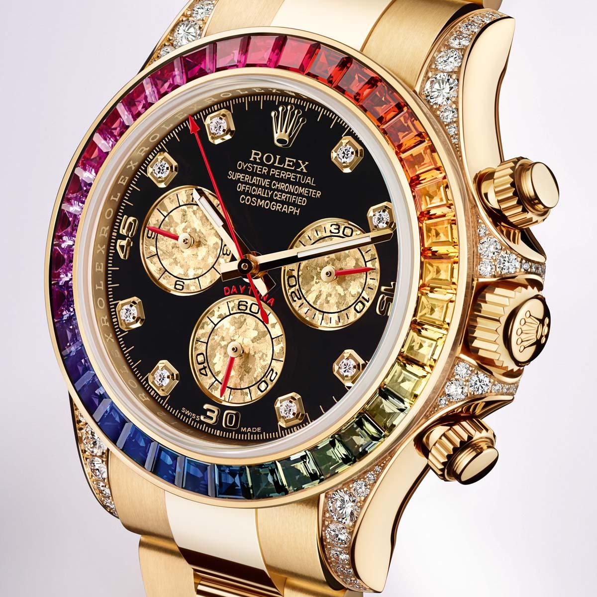 La Cote des Montres : Photo - Rolex Oyster Perpetual Cosmograph Daytona