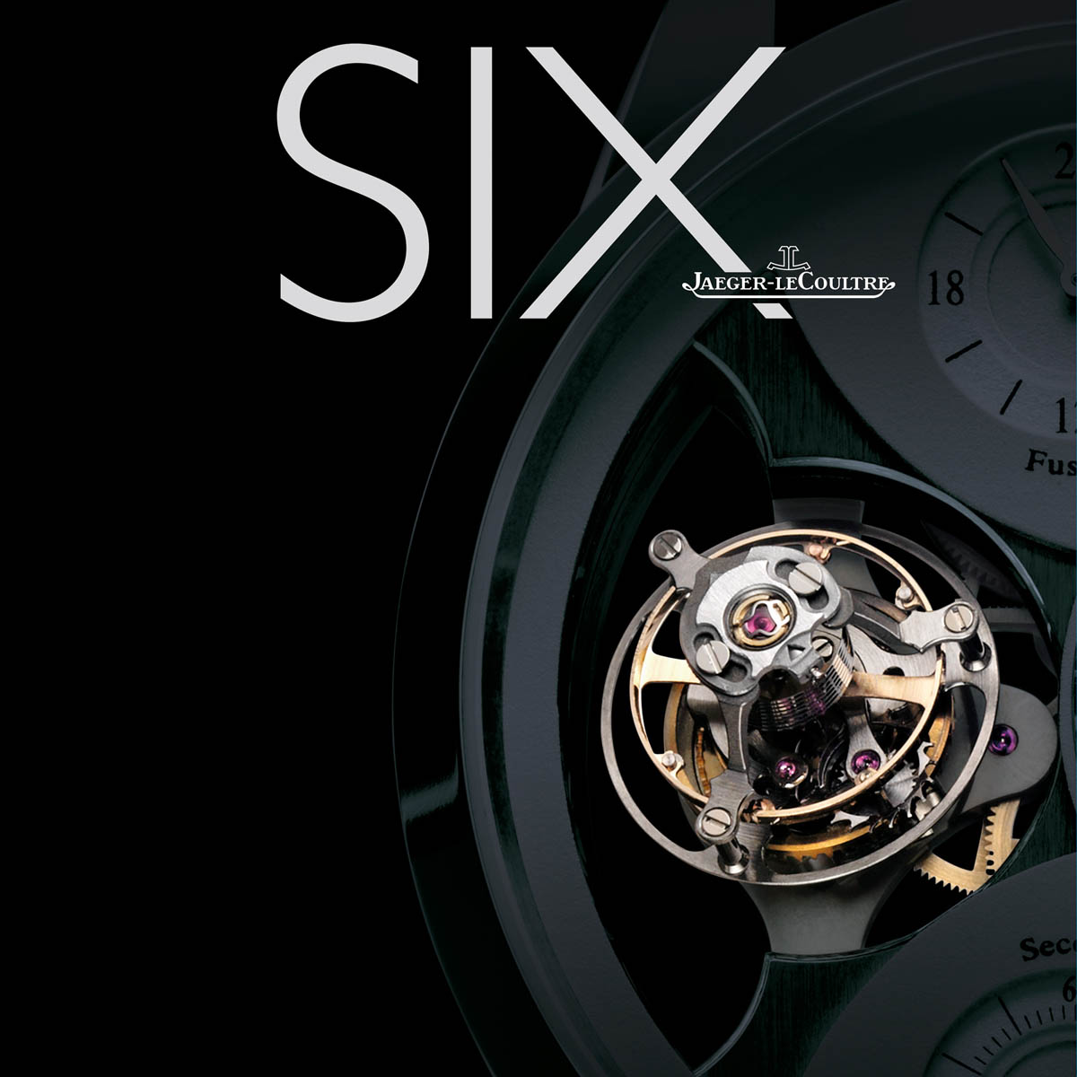 The Watch Quote: Photo - Jaeger-LeCoultre Yearbook Six