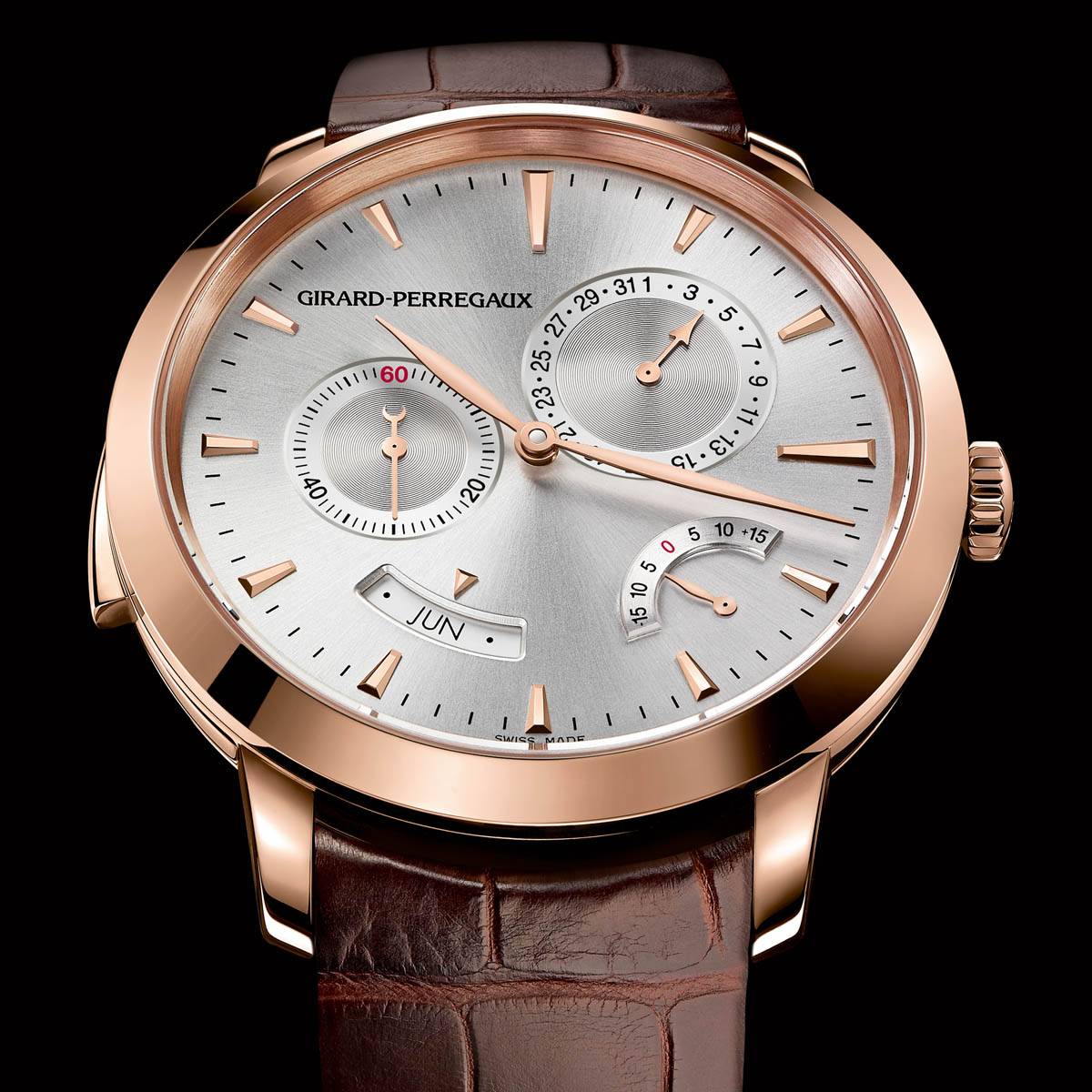 The Watch Quote: Photo - Girard-Perregaux 1966 Minute Repeater, Annual Calendar