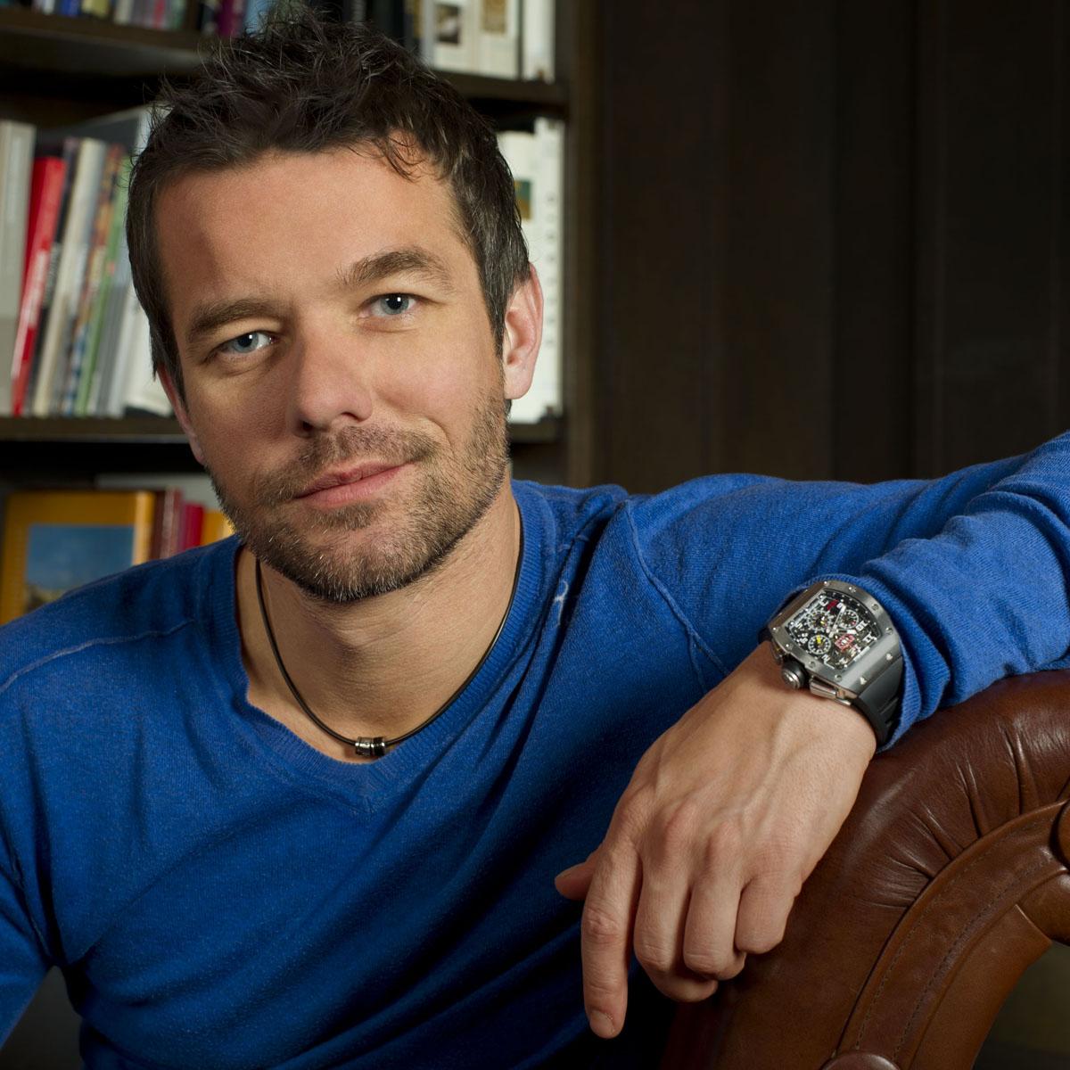 The Watch Quote: Photo - Sebastien Loeb, a new Richard Mille partner