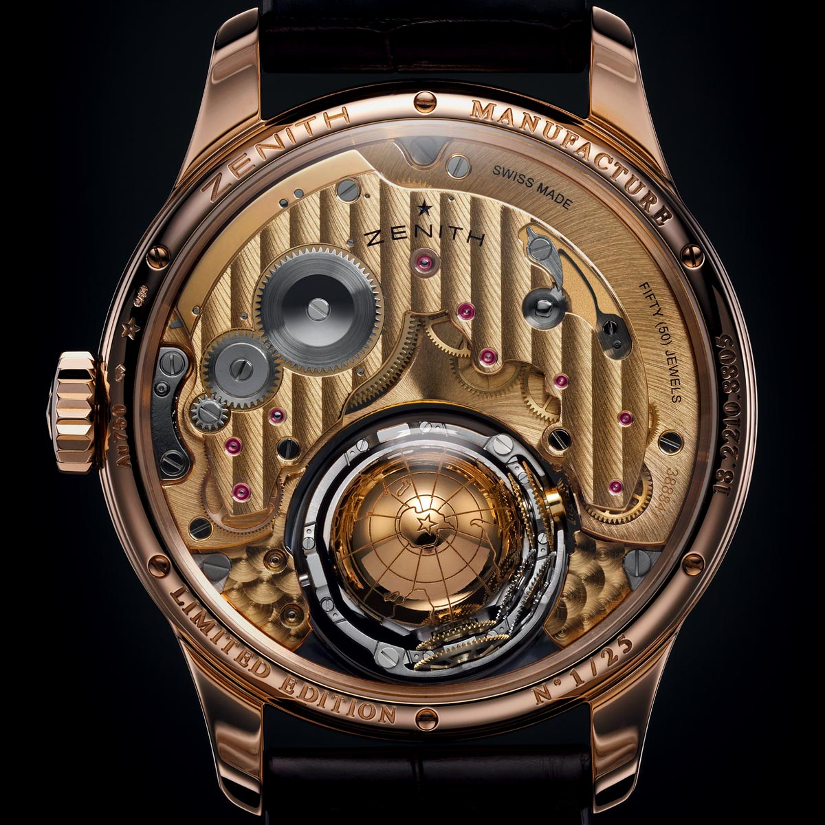 The Watch Quote: Photo - Zenith Academy Christophe Colomb Hurricane