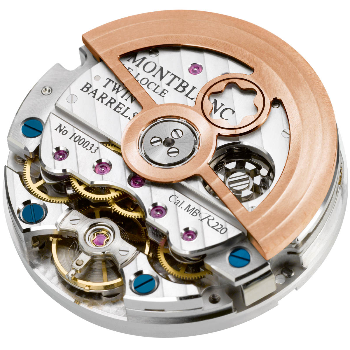 The Watch Quote: Photo - Montblanc Nicolas Rieussec Rising Hours