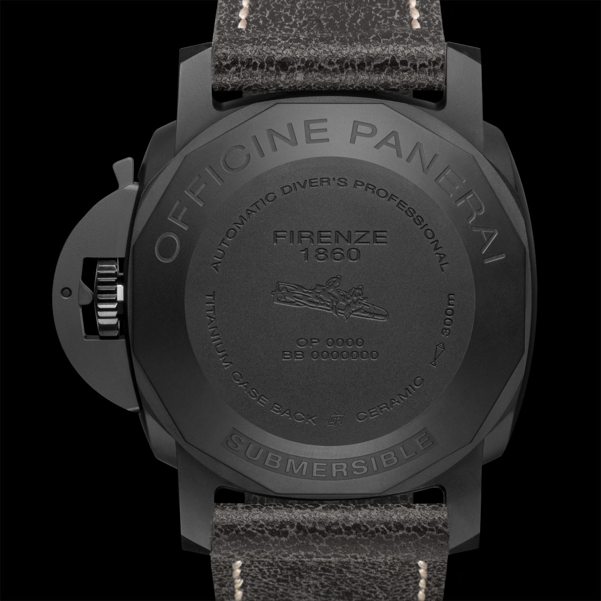 The Watch Quote: Photo - Panerai Luminor Submersible 1950 3 Days Automatic Ceramica - 47mm