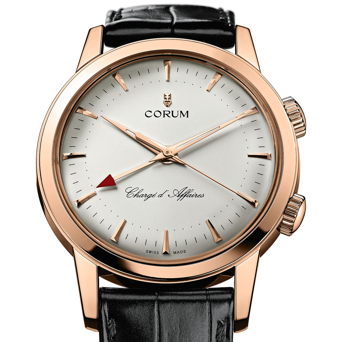 The Watch Quote: Photo - Corum Heritage Vintage Chargé d'Affaires