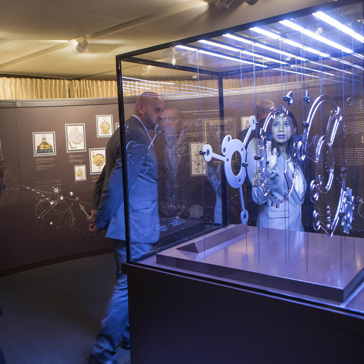 La Cote des Montres : Photo - Et Breguet inventa le tourbillon…