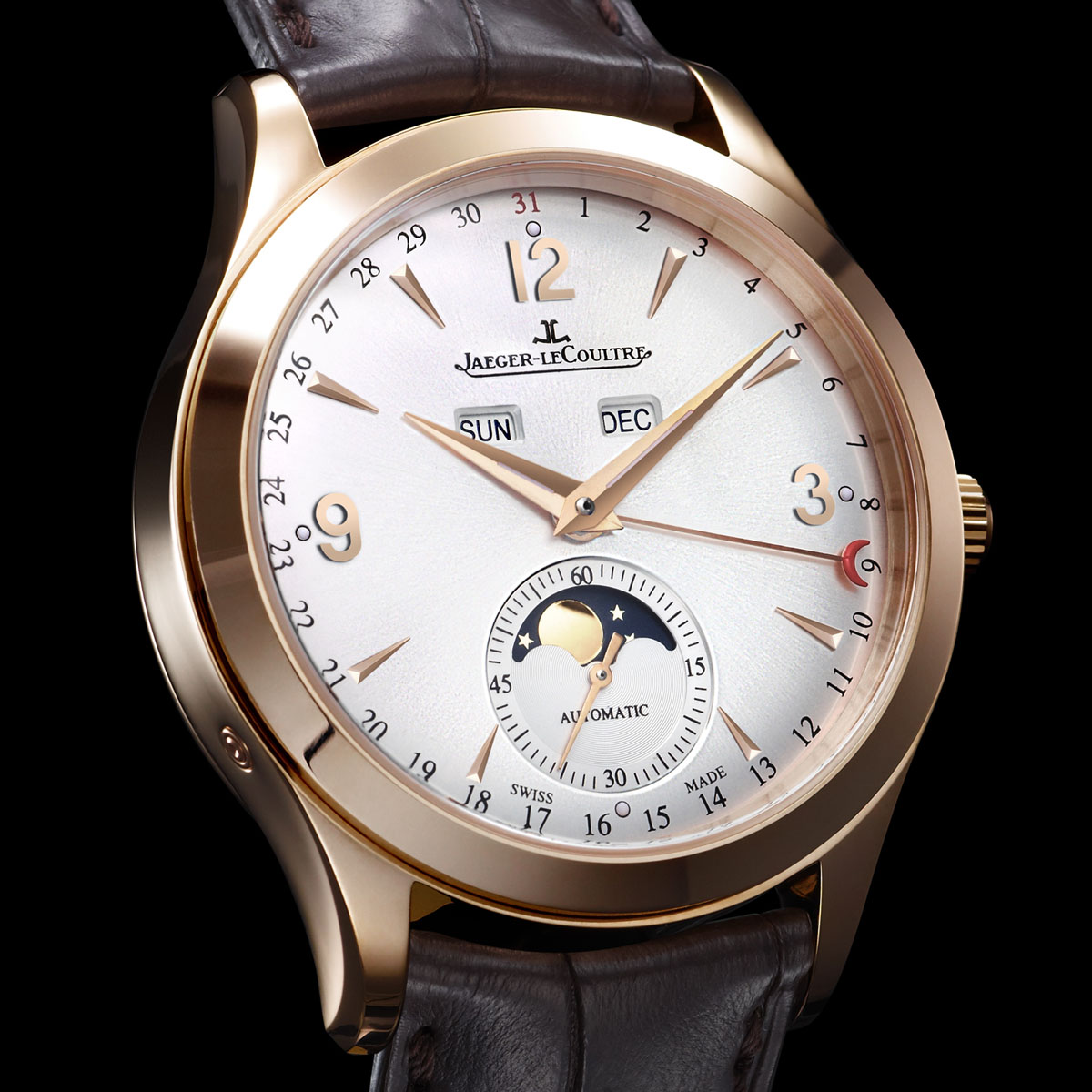 The Watch Quote: Photo - Jaeger-LeCoultre Master Calendar