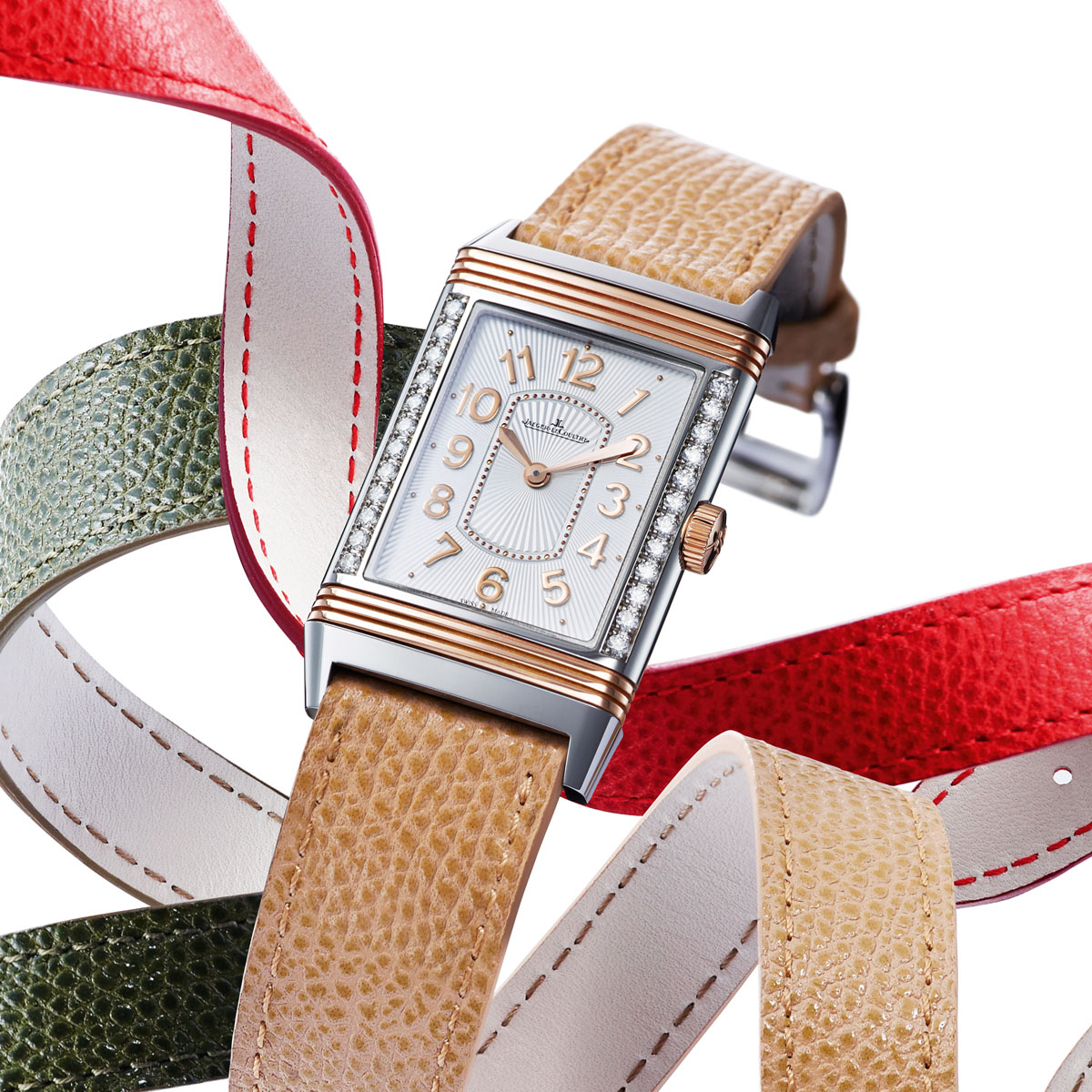 The Watch Quote: Photo - Jaeger-LeCoultre Grande Reverso Lady Utra Thin St. Valentine's day