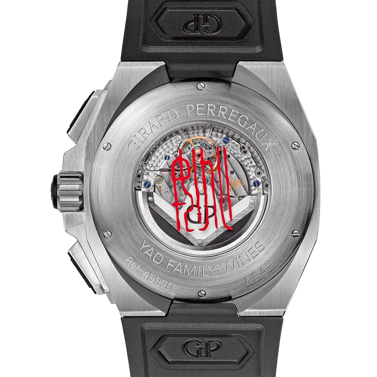 The Watch Quote: Photo - Girard-Perregaux