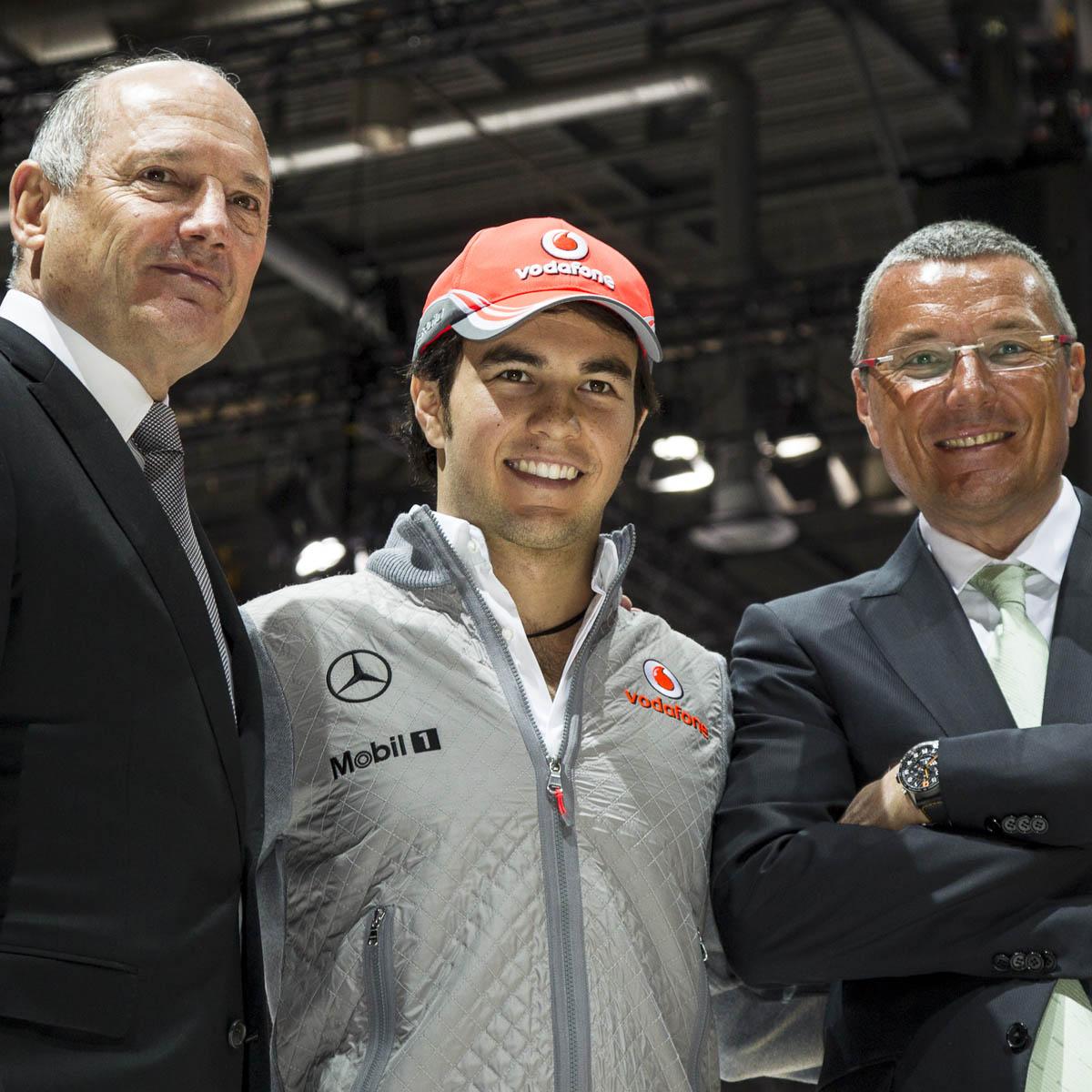 La Cote des Montres : Photo - TAG Heuer et McLaren : Partenariat élargi et renforcé