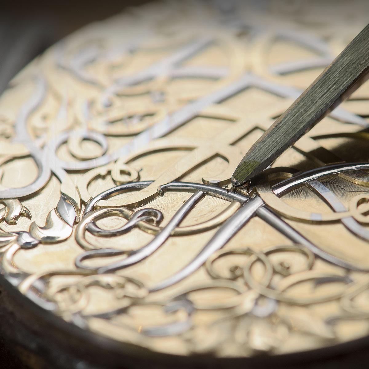 La Cote des Montres : Photo - Hermès Arceau Pocket Volutes