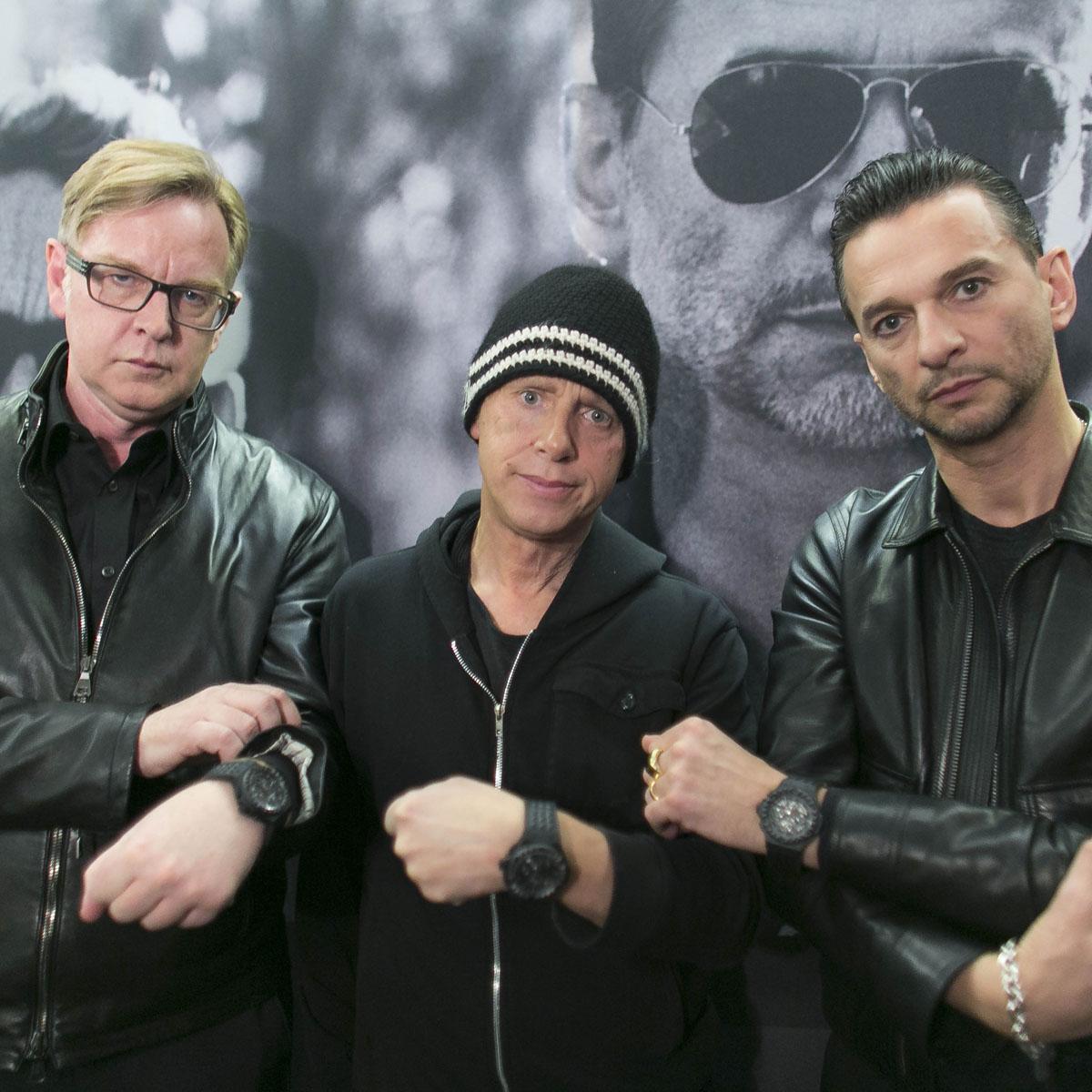 Depeche Mode - Blasphemous Rumours / It's Called A Heart