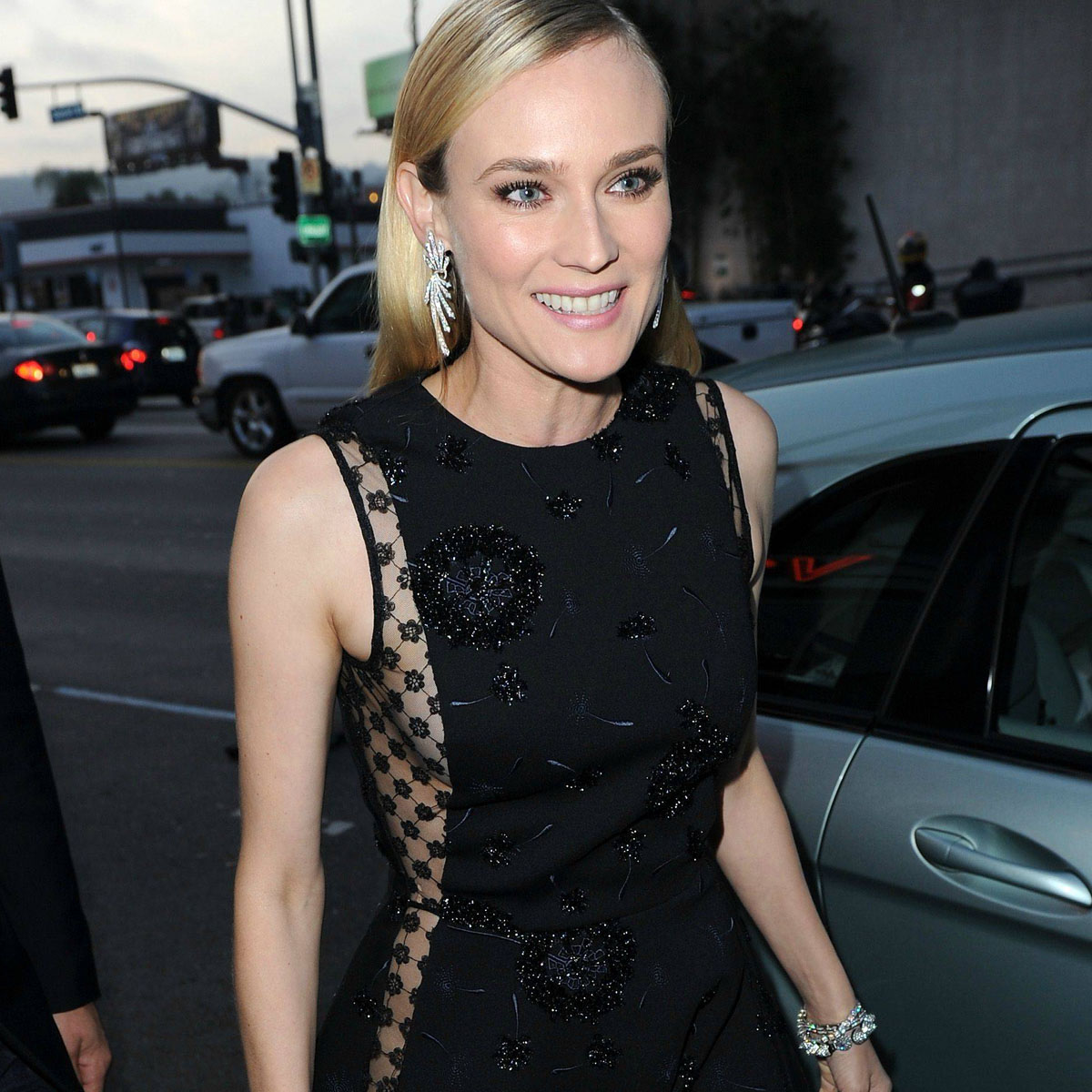 "The Watch Quote: Photo - Diane Kruger to the premiere of the ""The Host�"