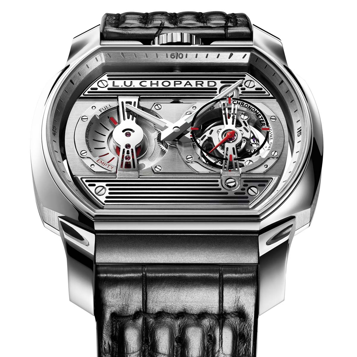 La Cote des Montres : Photo - Chopard L.U.C Engine One H