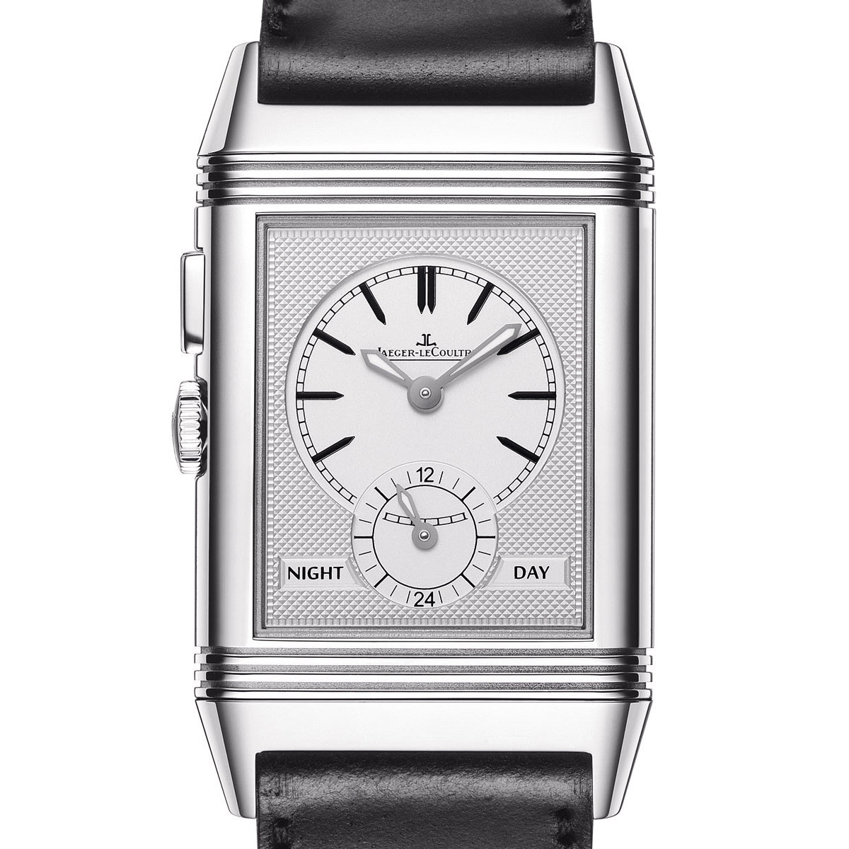 The Watch Quote: Photo - Jaeger-LeCoultre Grande Reverso Ultra Thin Duoface Blue