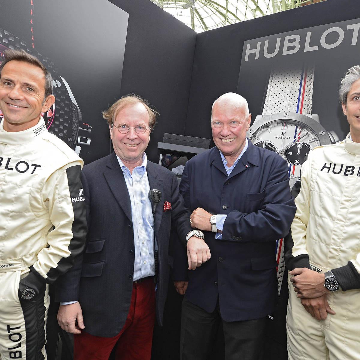 La Cote des Montres : Photo - Hublot  Classic Fusion Chrono Tour Auto