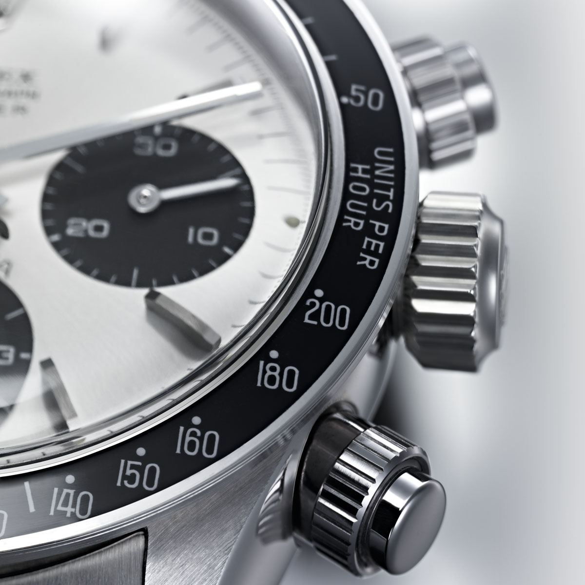 The Watch Quote: Photo - From Daytona to the Cosmograph Daytona