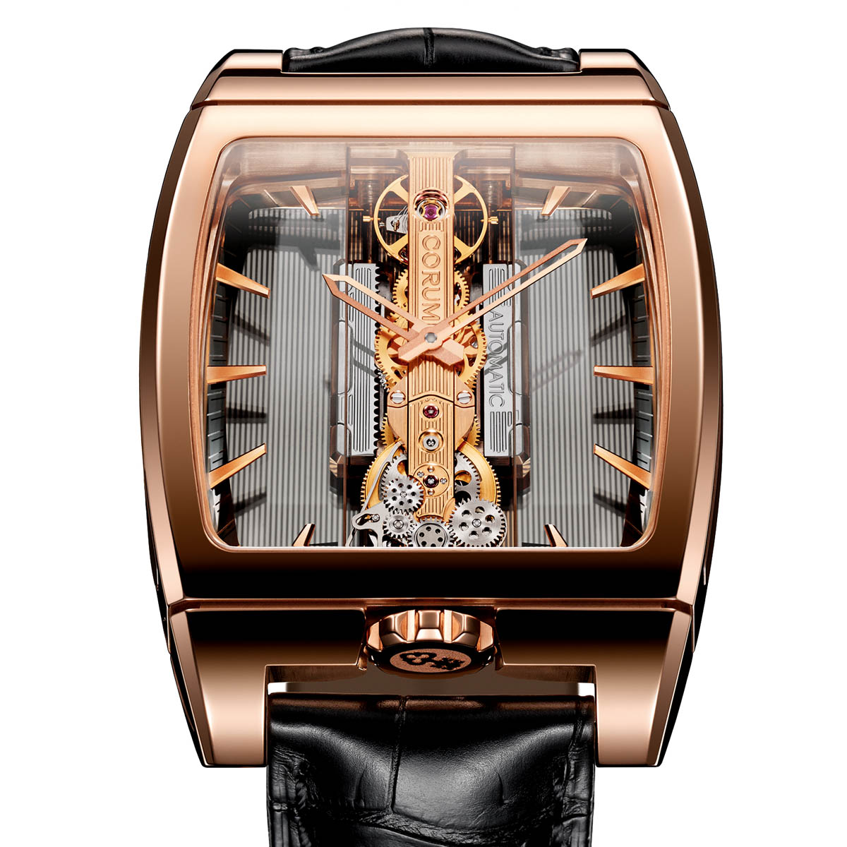 The Watch Quote: Photo - Corum Golden Bridge Automatic