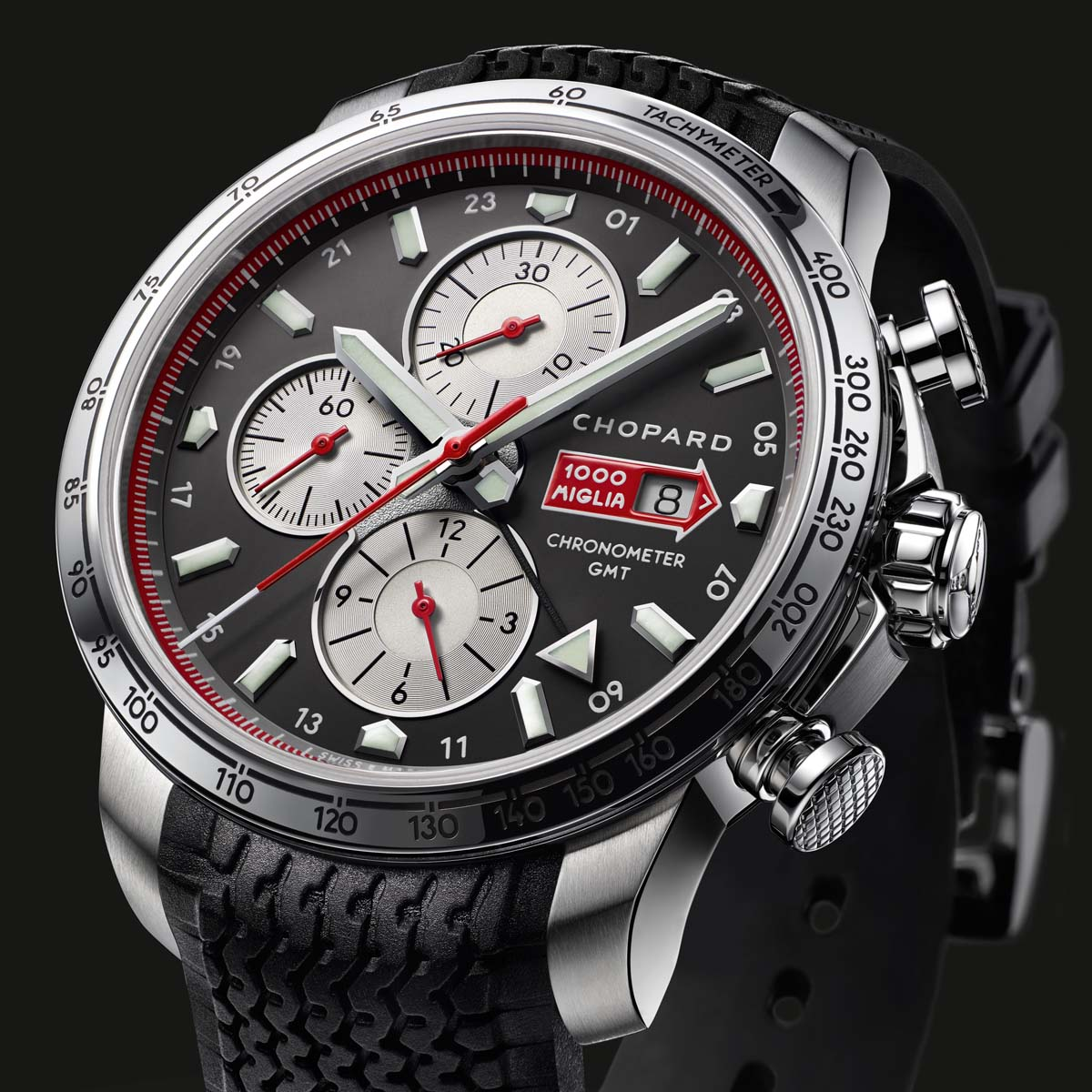 the watch quote photo chopard mille miglia 2013. Black Bedroom Furniture Sets. Home Design Ideas