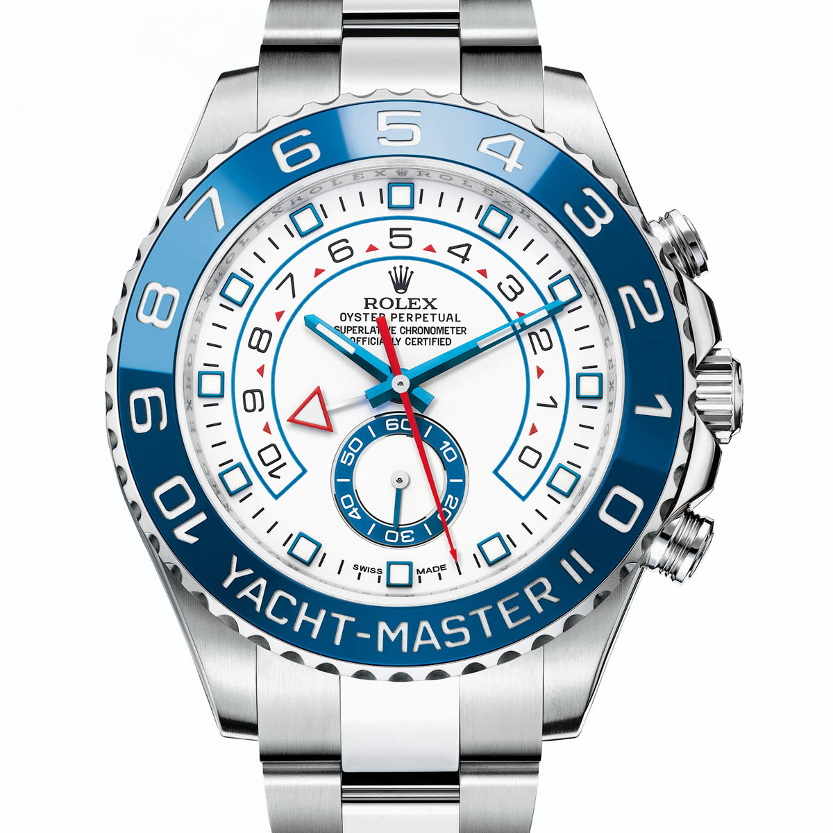 The Watch Quote: Photo - Rolex Oyster Pepetual Yacht-Master II