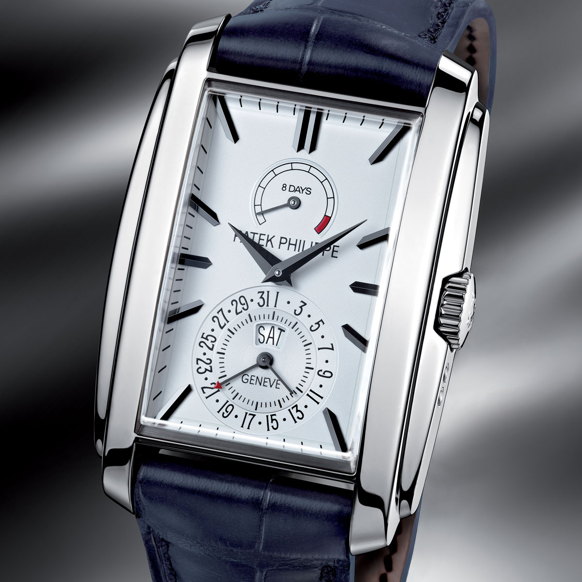 "The Watch Quote: Photo - Patek Philippe Gondolo ""8 Days, Day"