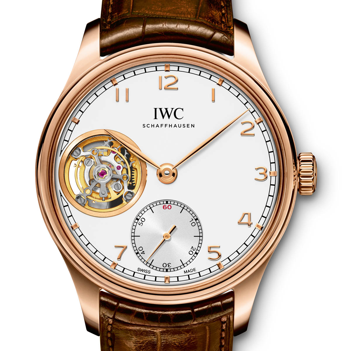 The Watch Quote: Photo - Two new models grace IWC Portuguese collection