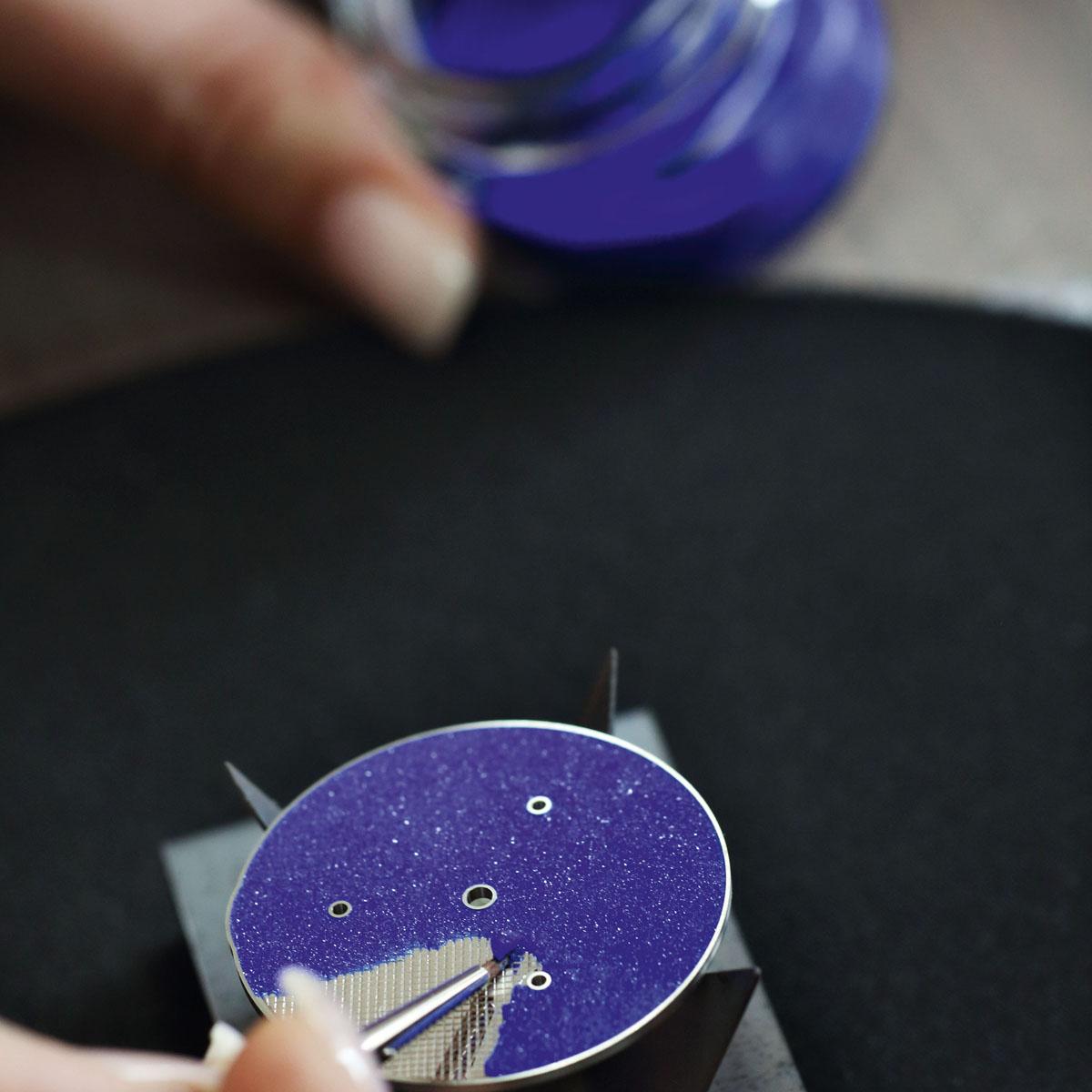 La Cote des Montres : Photo - Louis Vuitton Tambour Twin Chrono
