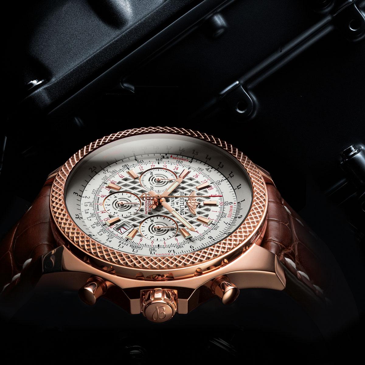 La Cote des Montres : Photo - Breitling Bentley B06