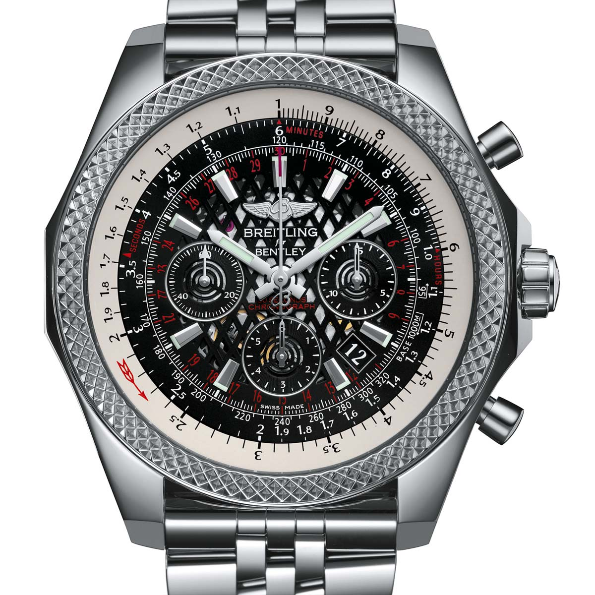 La Cote des Montres : Photo - Breitling Bentley B06