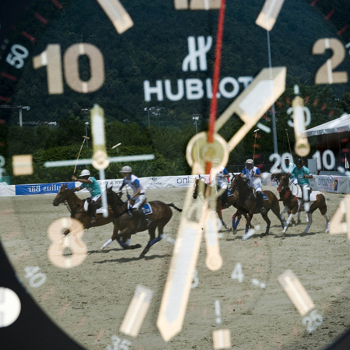 The Watch Quote: Photo - Hublot Polo Cup Ascona 2013