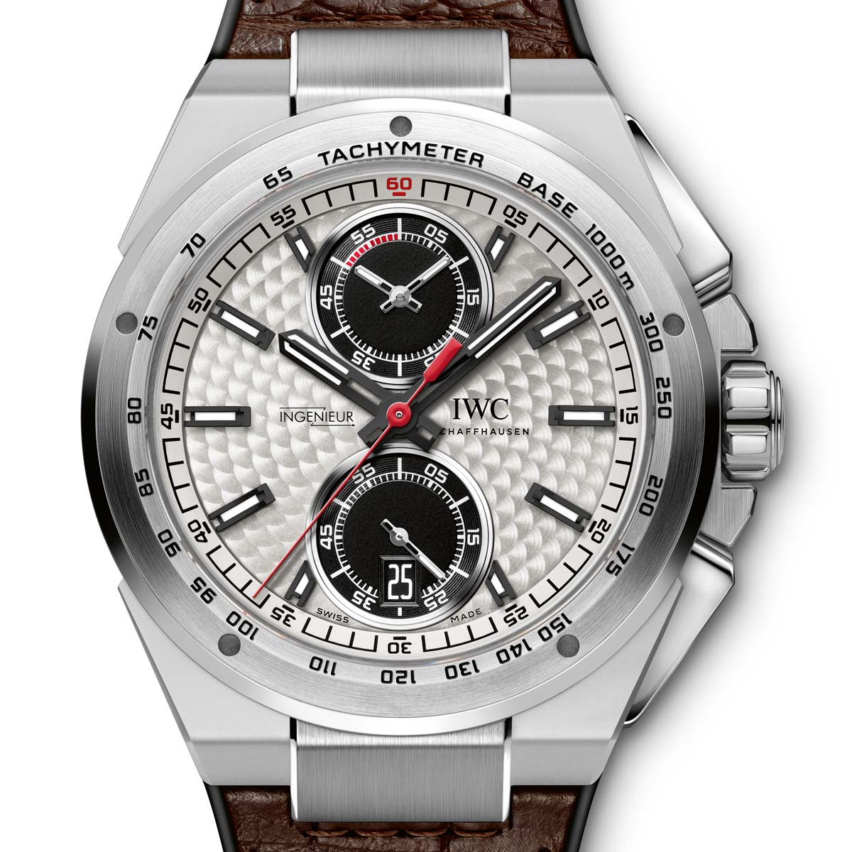 The Watch Quote: Photo - IWC Ingenieur Chronograph Silberpfeil
