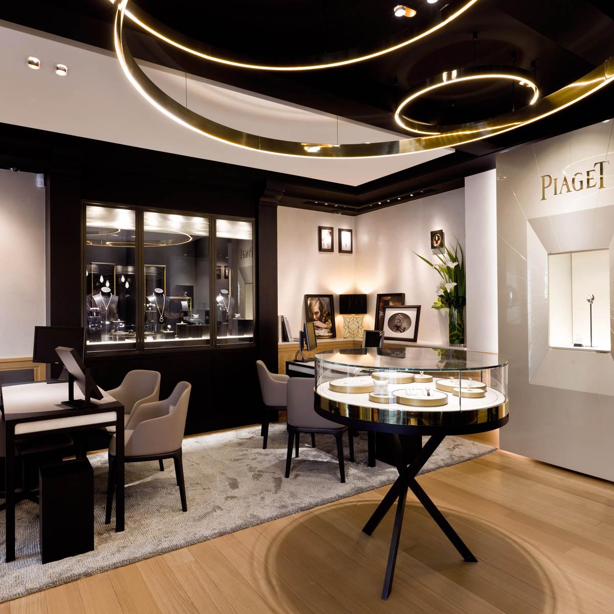 La Cote des Montres : Photo - Piaget Vendome réouvre dans un nouvel écrin architectural