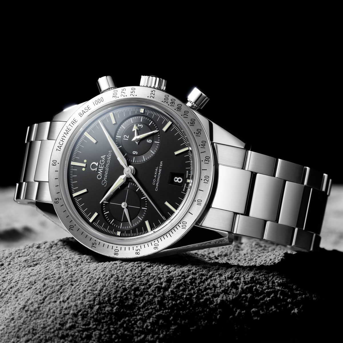 The Watch Quote: Photo - Omega Speedmaster '57 Co-Axial Chronograph