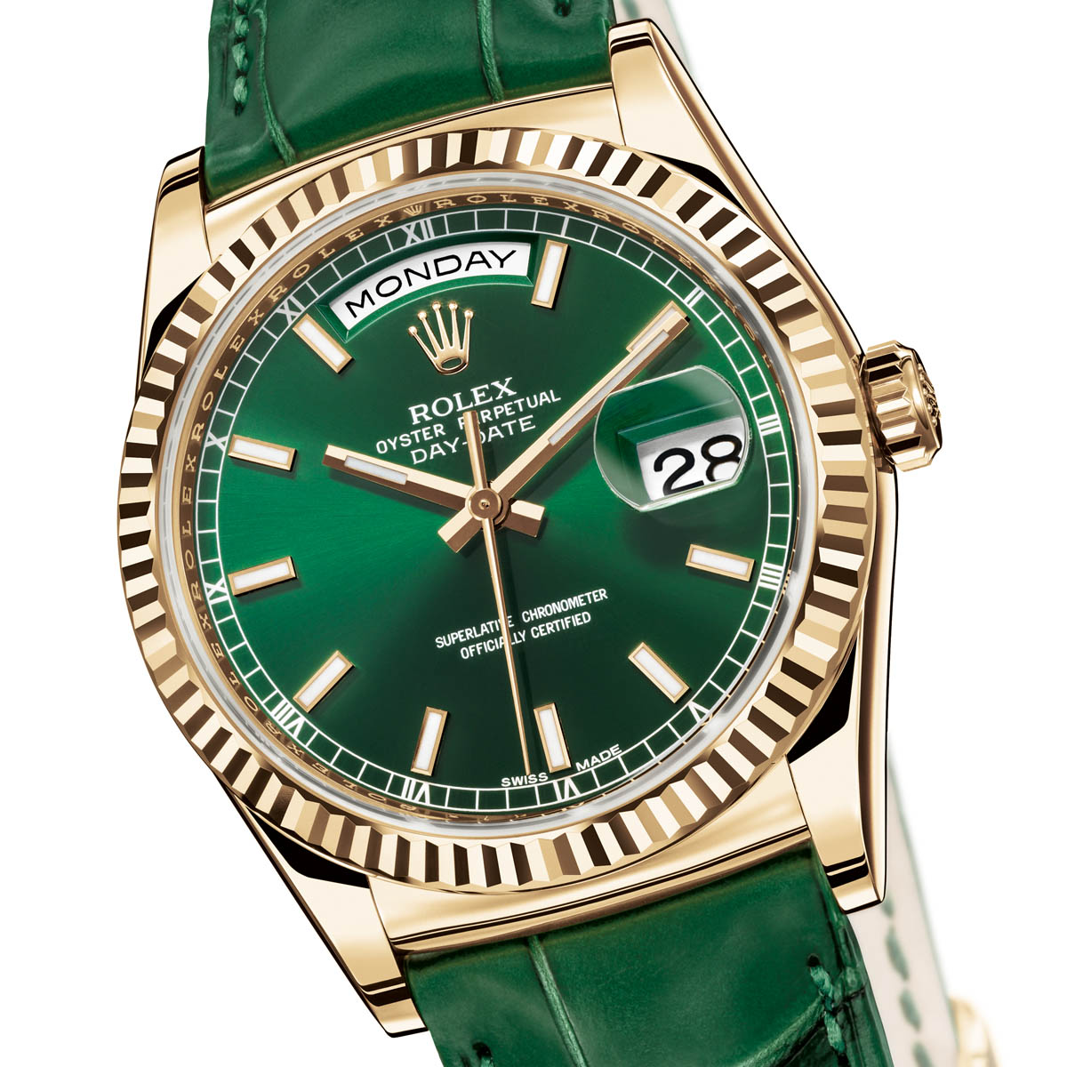The Watch Quote: Photo - Rolex Oyster Perpetual Day-Date