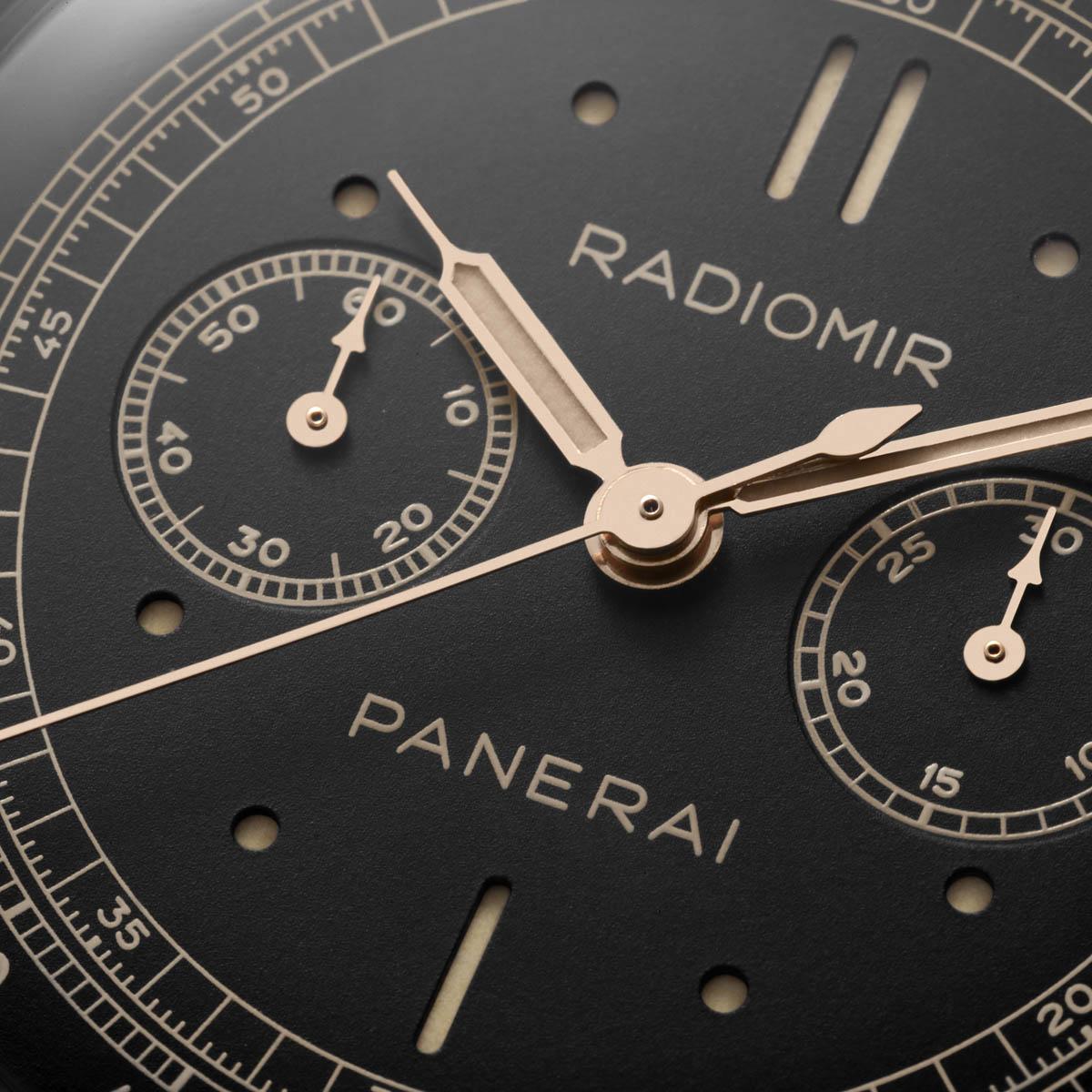 La Cote des Montres : Photo - Panerai Radiomir 1940 Chronograph - 45mm