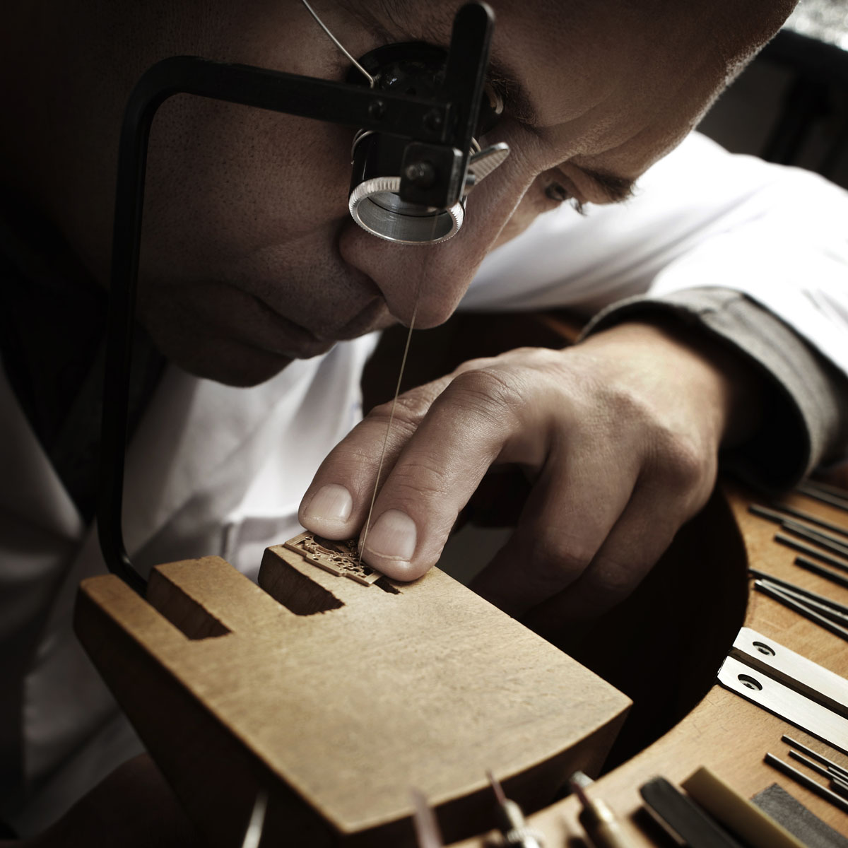 La Cote des Montres : Photo - Jaeger-LeCoultre Master Grande Tradition à Quantième Perpétuel 8 jours SQ