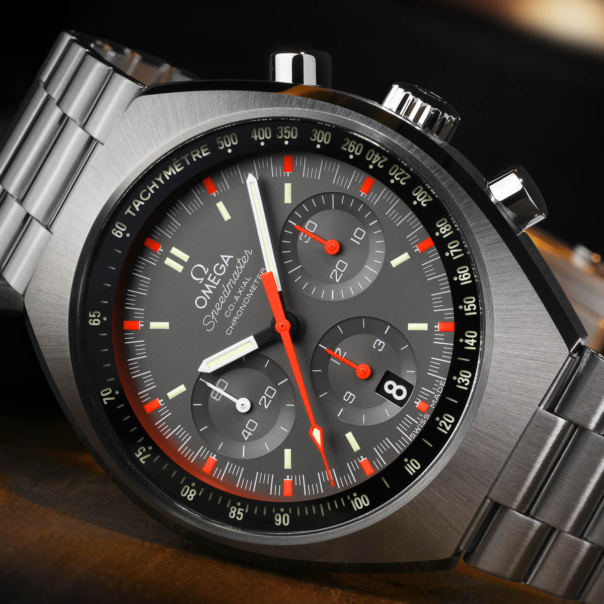 La Cote des Montres : Photo - Omega Speedmaster Mark II
