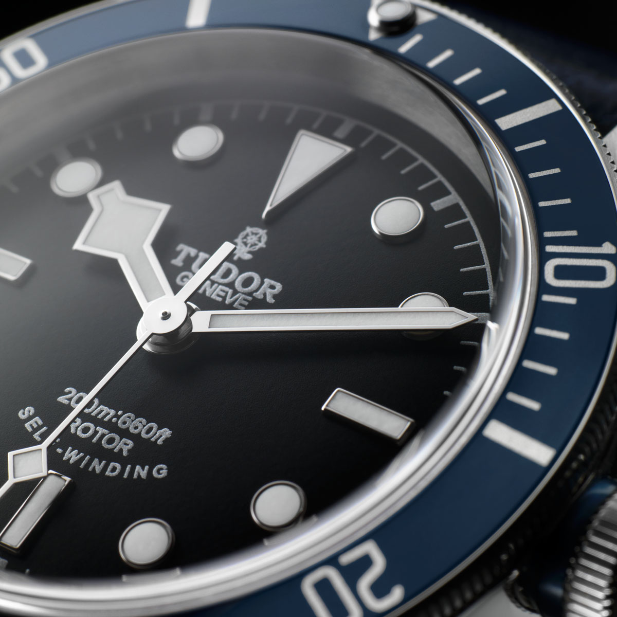 La Cote des Montres : Photo - Tudor Heritage Black Bay 2014