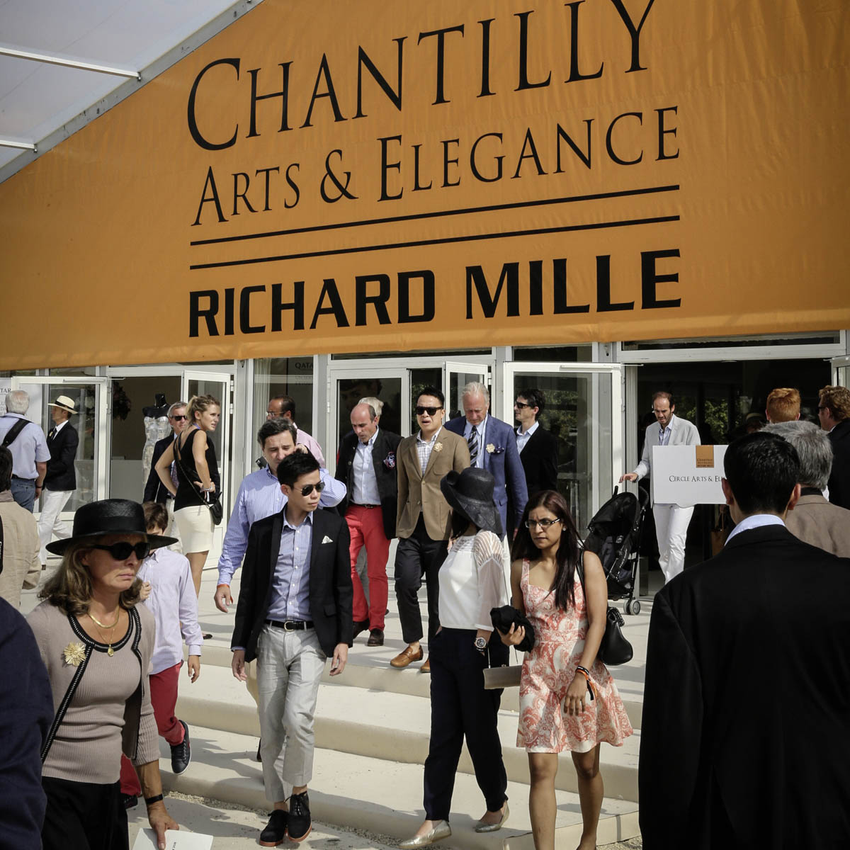 La Cote des Montres : Photo - Chantilly Arts et Elégance Richard Mille ouvrira ses portes le 7 septembre 2014