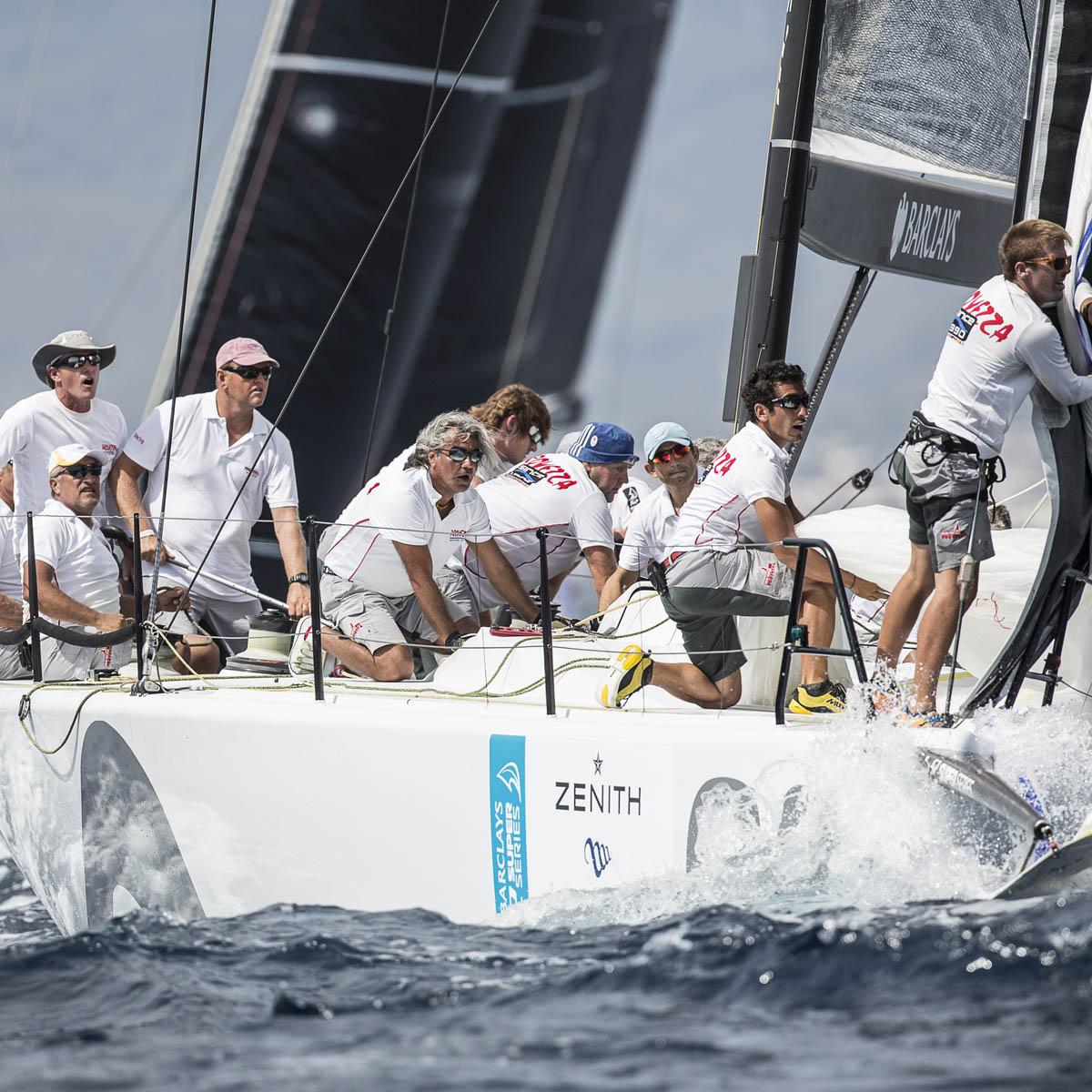 La Cote des Montres : Photo - Palpitant week-end de finale de la Zenith Royal Cup Marina Ibiza