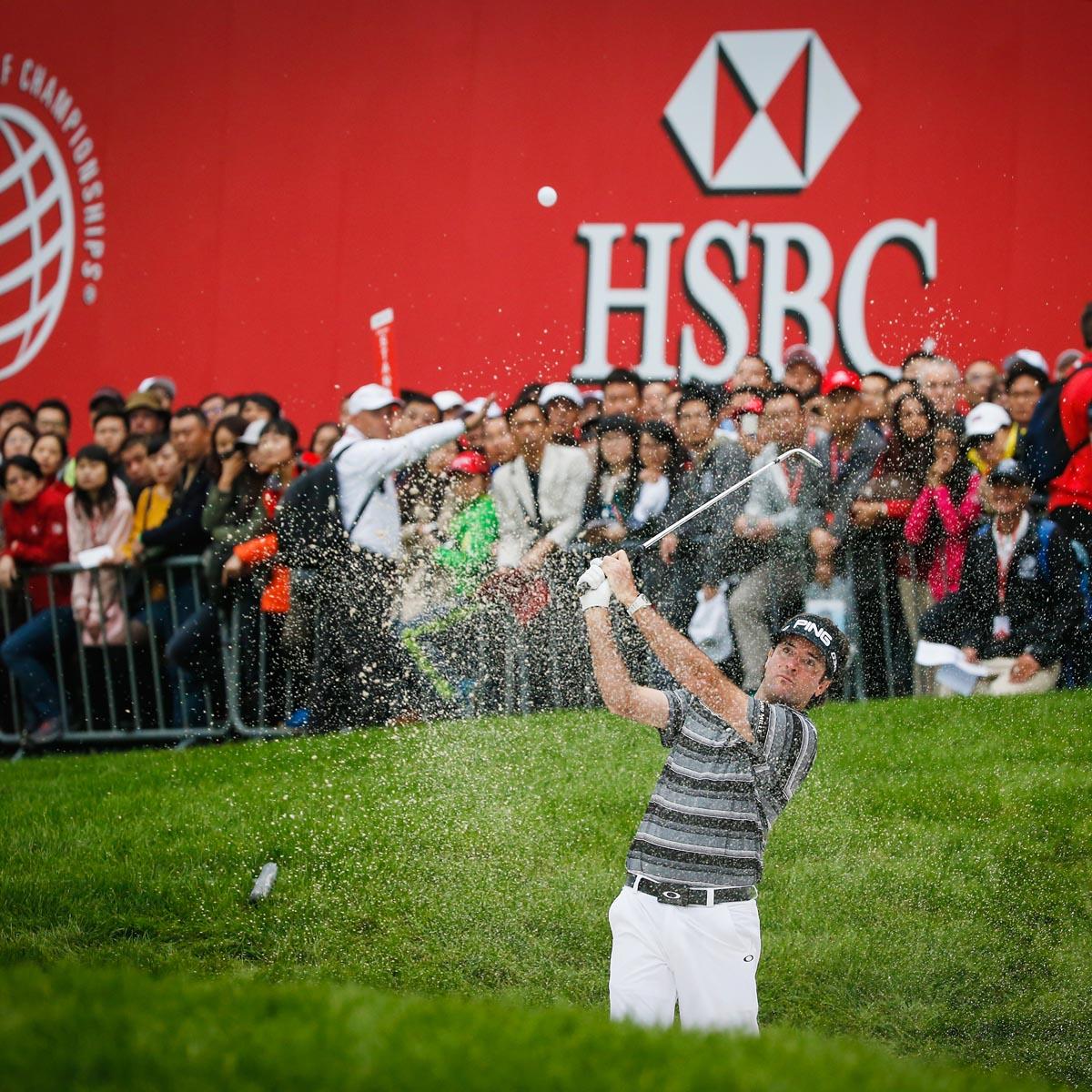 La Cote des Montres : Photo - Richard Mille : Victoire de Bubba Watson à Shanghai