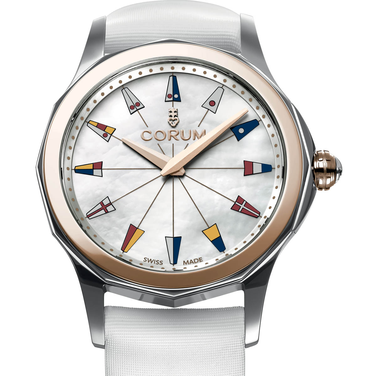 La Cote des Montres : Photo - Corum Admiral's Cup Legend Lady